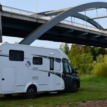 Motorhome holidays on the Main