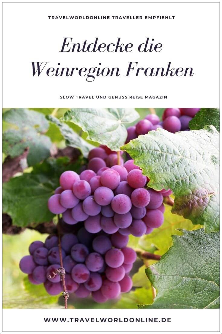 Discover the Franconian wine region