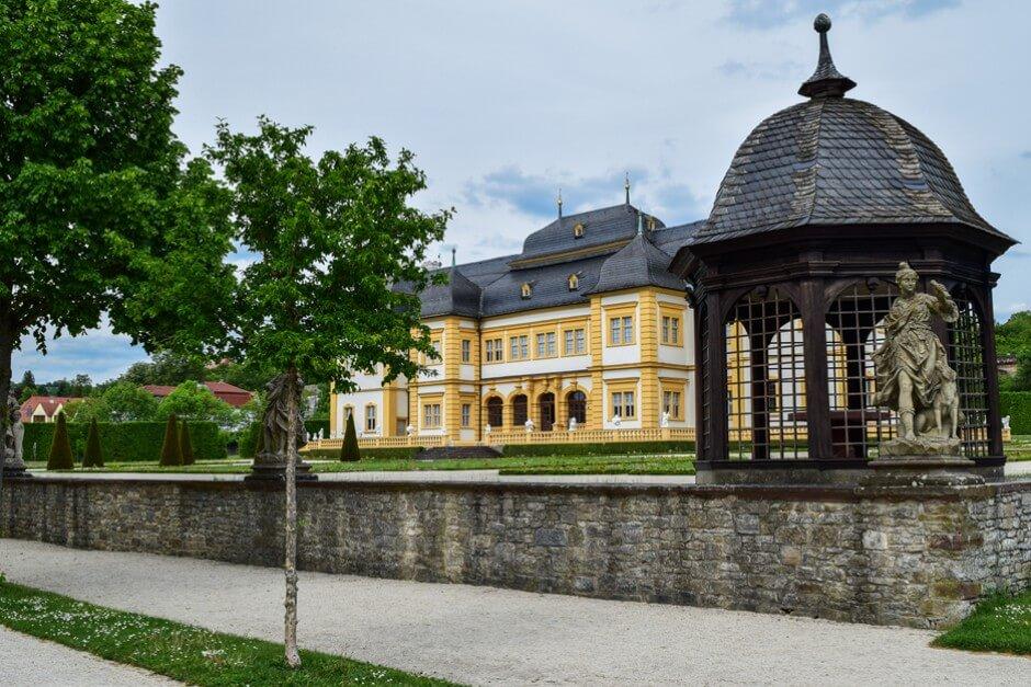 Fürstbischöfliches Schloss in Veitshöchheim