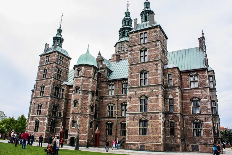 Royale Schätze im Schloss Rosenborg