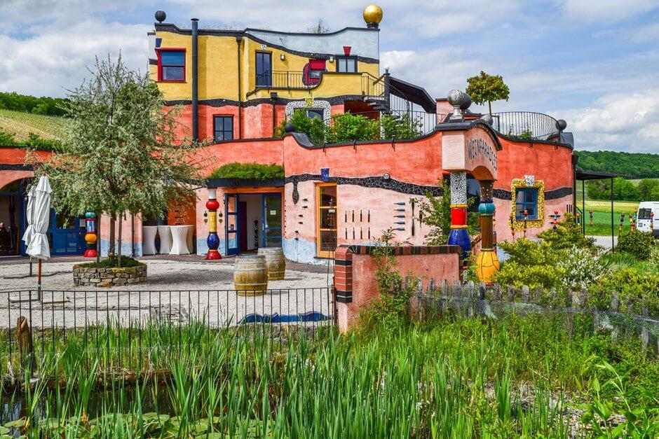 Hundertwasserhaus in Untereisenheim