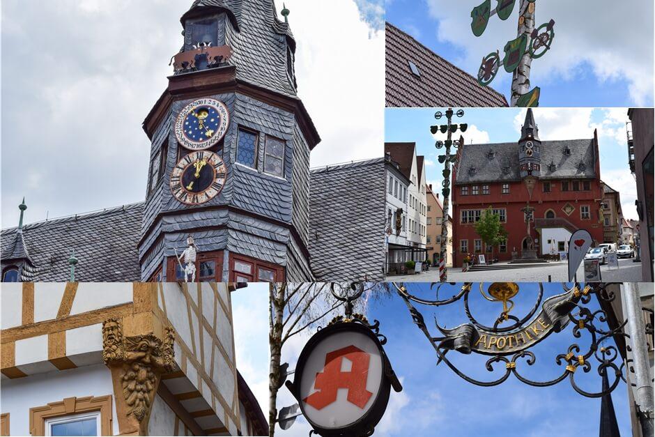 Rathaus von Ochsenfurt