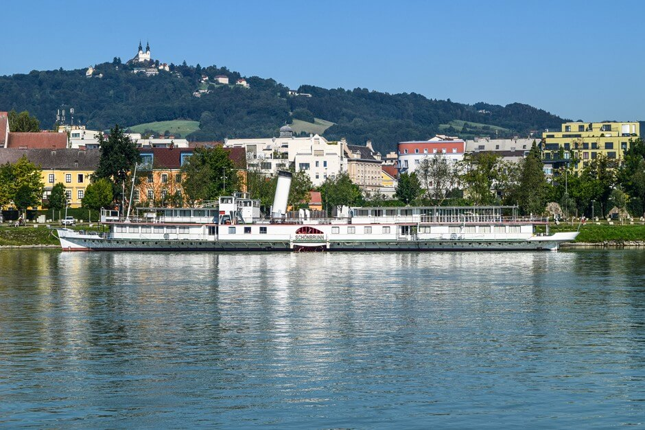 Three treat tips for Linz on the Danube