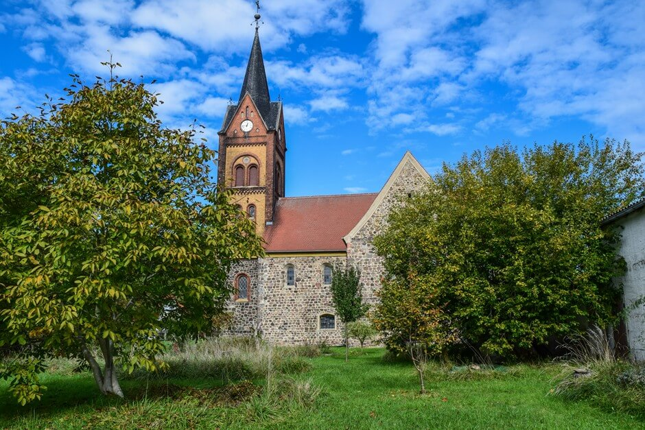 Dorfkirche in Wiesenburg