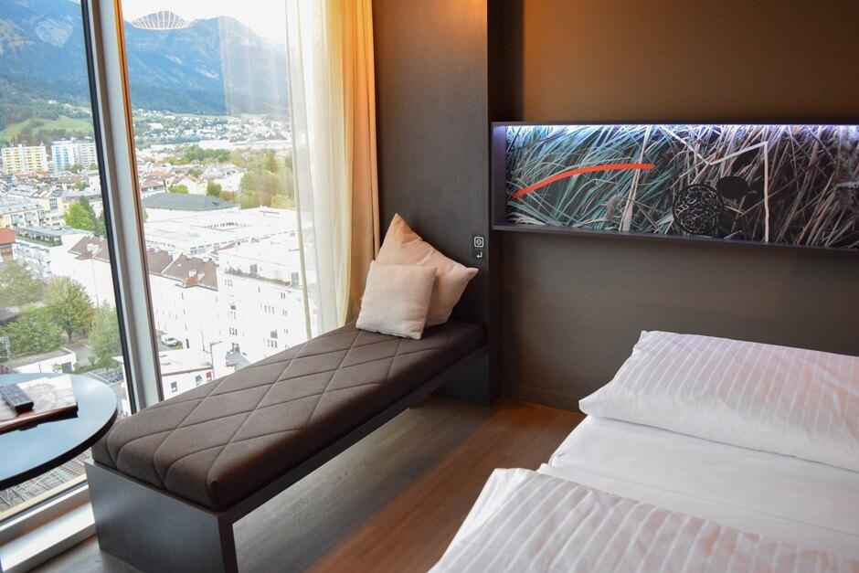 Alpines design hotel innsbruck adlers hotel im stadtzentrum for Design hotel monika