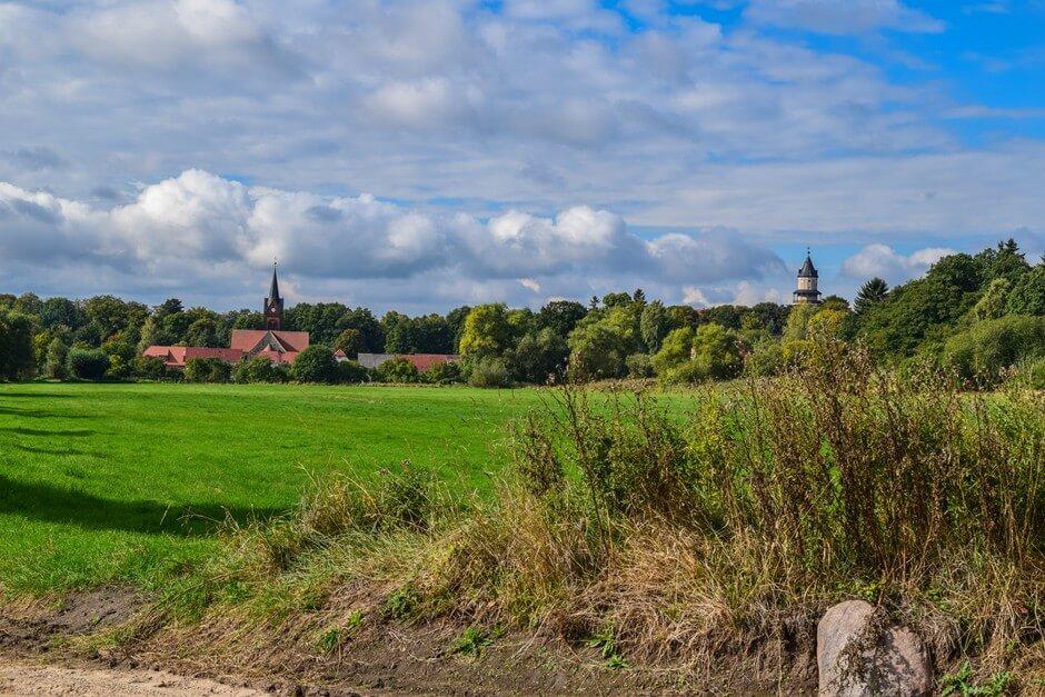 Wiesenburg im Fläming