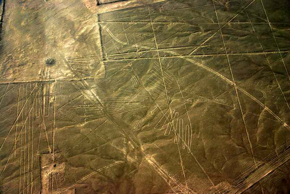Nazca © Paul Williams, Flickr, ShareAlike 2.0 Generic (CC BY-SA 2.0)