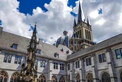 Points of interest in Aachen - Dom
