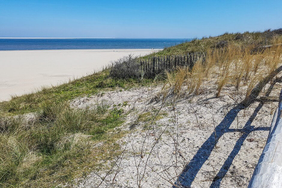 Attractions in the north of Texel