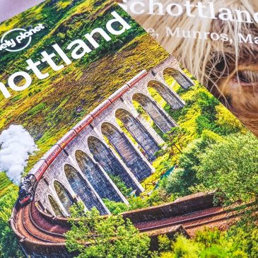Which travel guides Scotland are suitable for our trip