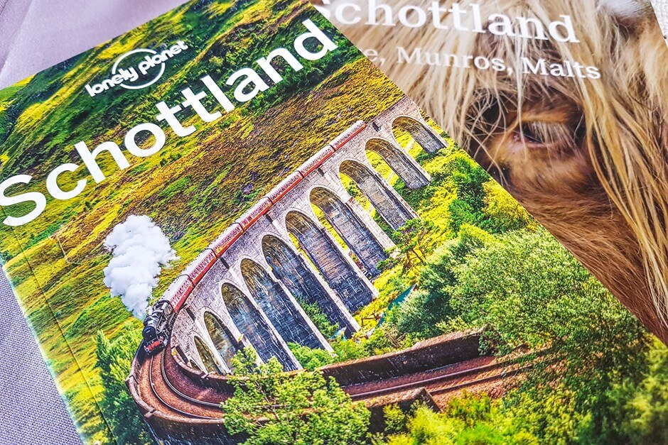 Which Scotland travel guide suits our trip