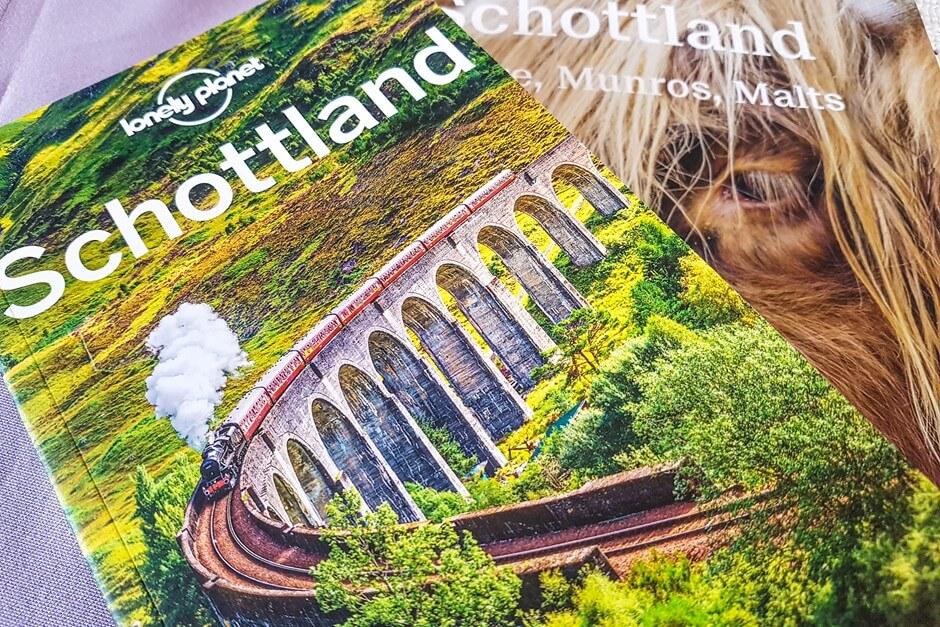 Welcher Reiseführer Schottland passt für unsere Reise