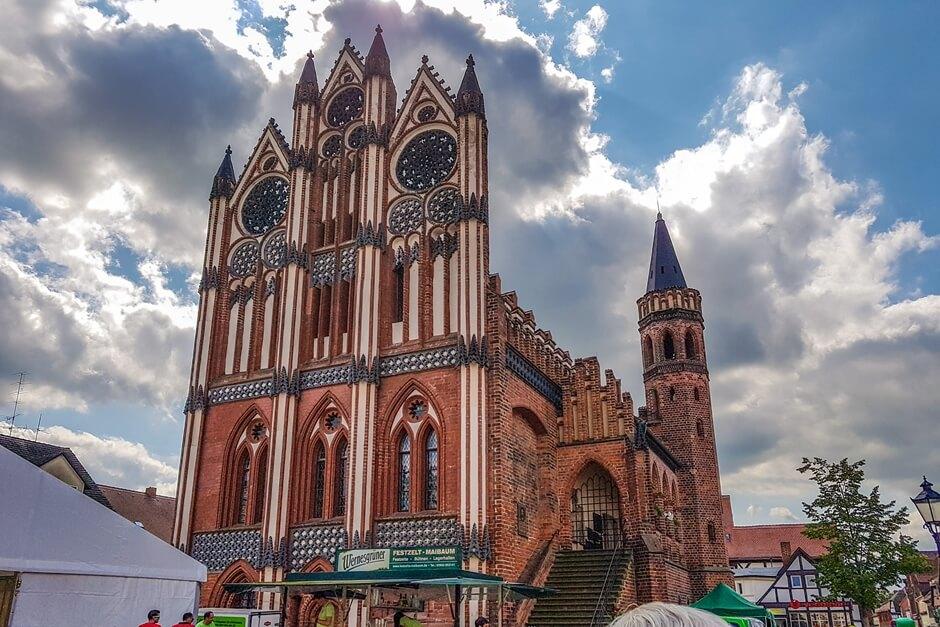 Rathaus von Tangermünde