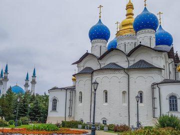 Kasan an der Wolga – Die wichtigsten Sehenswürdigkeiten