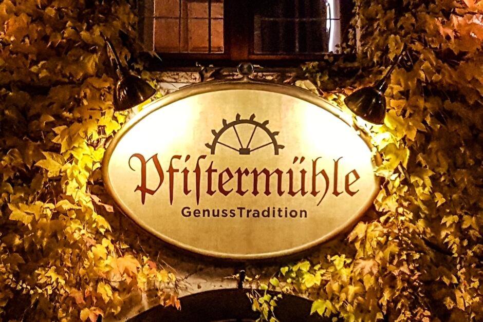Restaurant am Platzl Pfistermühle