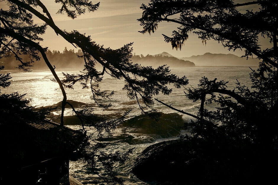 Chesterman Beach Dawn Michael Becker