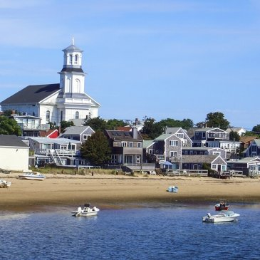 Harbor Beach in Provincetown