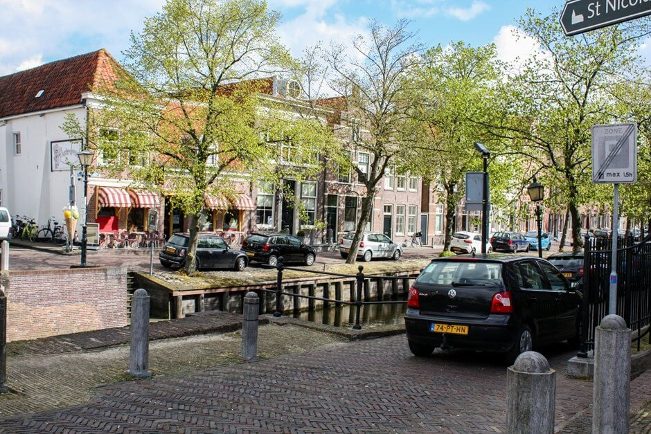 Center of Edam - North Holland interesting places