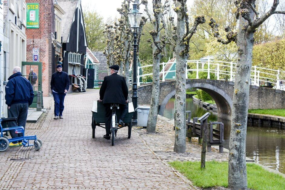 Leisurely life - North Holland interesting places