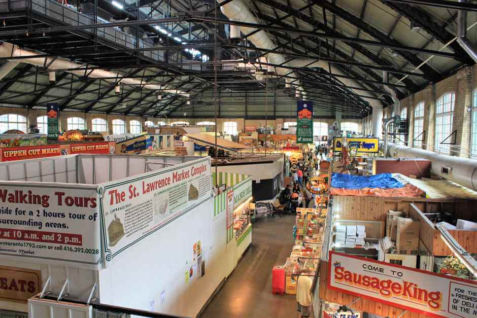 St. Lawrence Market - Toronto Tipps