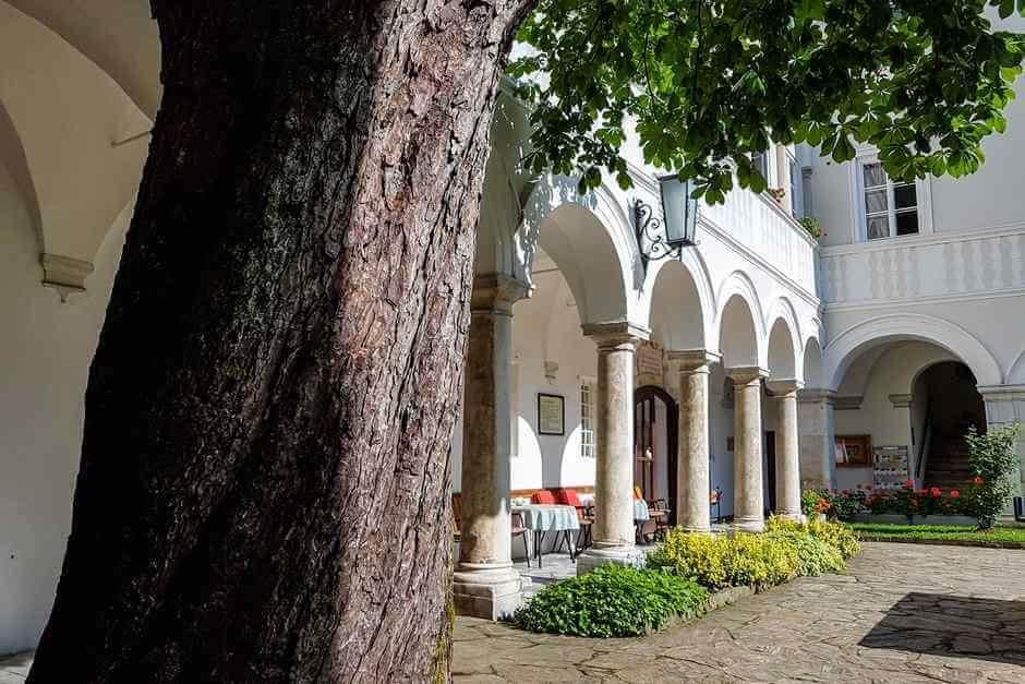 Kloster Wernberg Kärnten