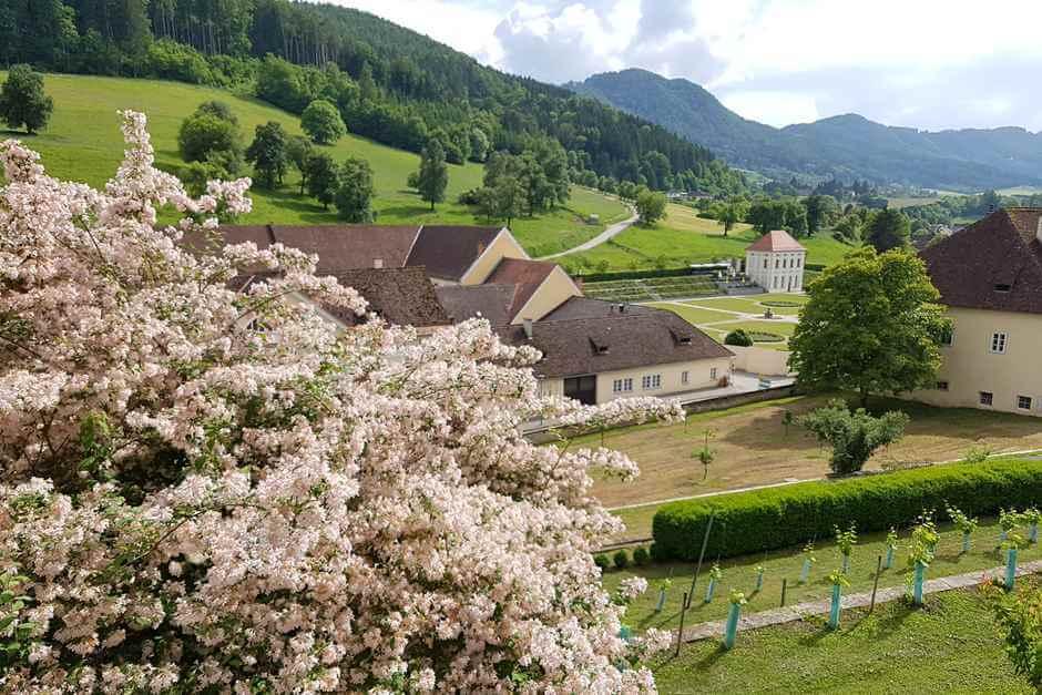 Kärnten Reiseziele - Klosterurlaub im Benediktinerstift St Paul im Lavanttal, einer unserer Kärnten Reisetipps