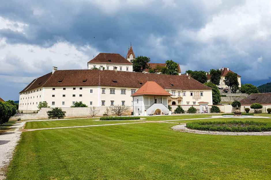 Monastic holiday in the Benedictine Abbey of St Paul in Lavanttal
