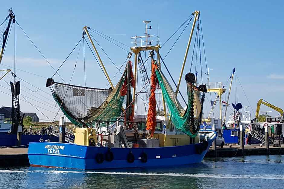 Port of Oudeschild Texel - Here you can find the best Texel accommodation