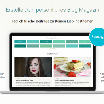 Trusted Blogs für Leser