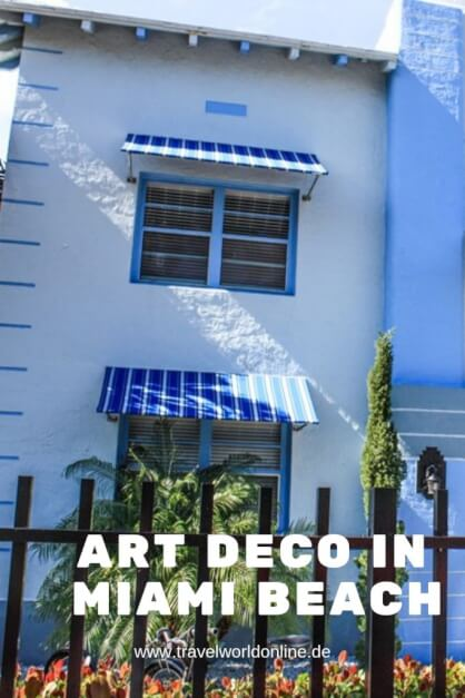 Art Deco in Miami Beach
