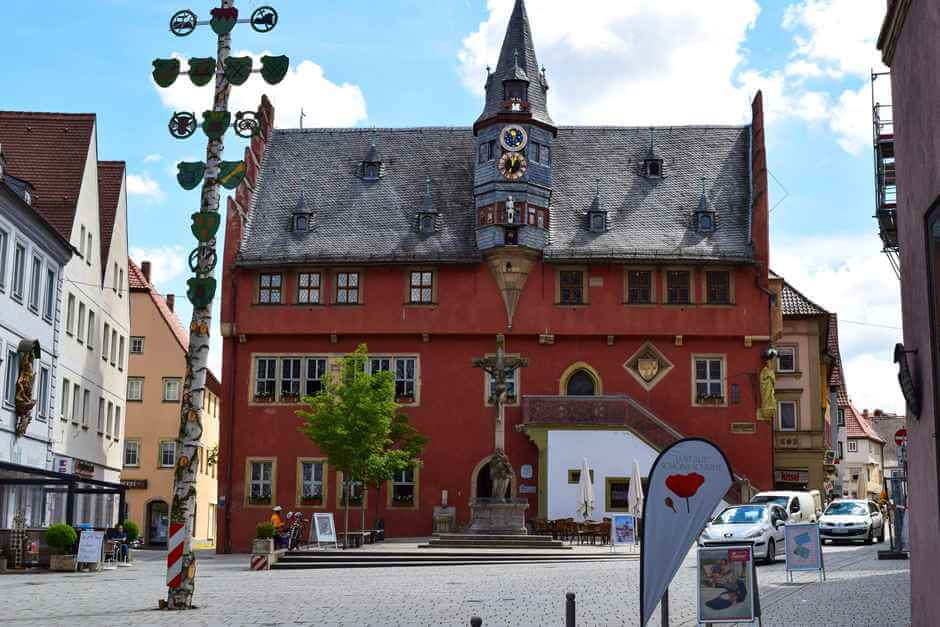 Town Hall of Ochsenfurt