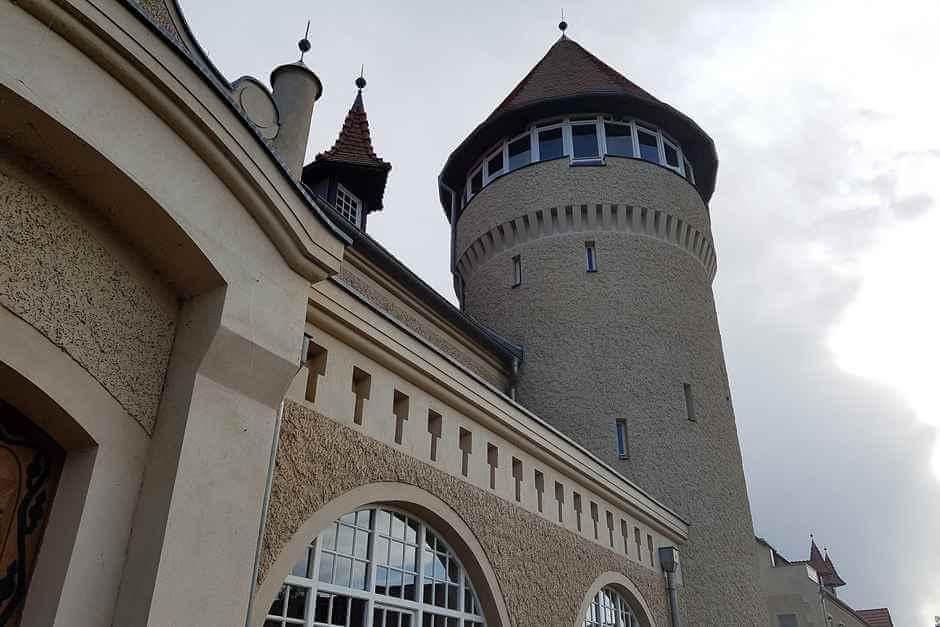 Turm von Schloss Stolpe