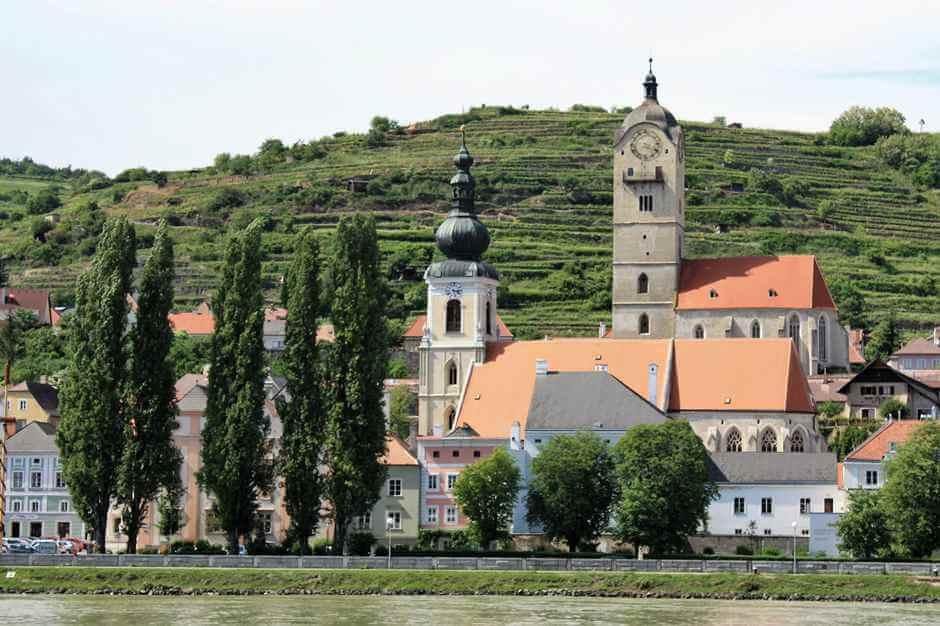 Krems in der Wachau - Orte in der Wachau