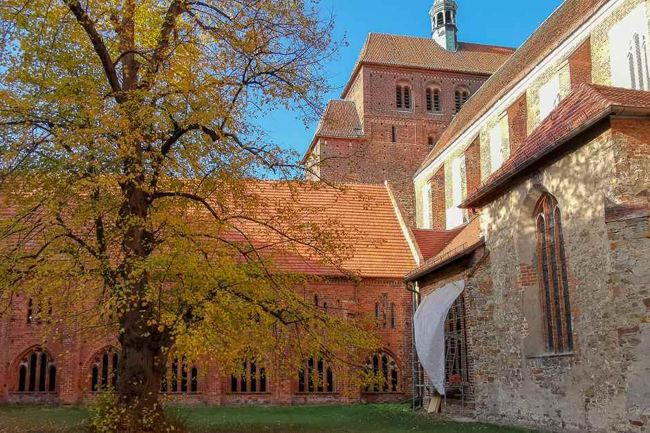 Havelberg Cathedral on the Romanesque Road in Saxony-Anhalt