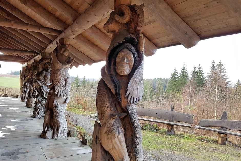 Indianerfiguren