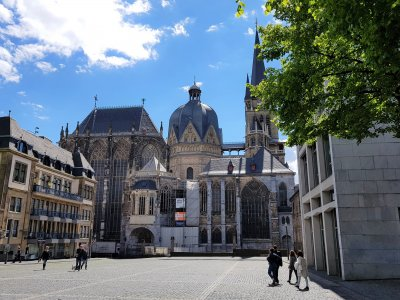 Aachen in one day