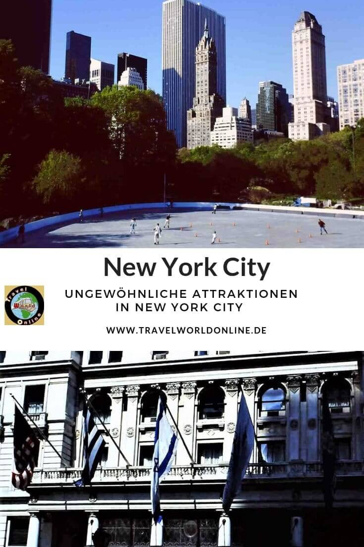 Ungewöhnliche Attraktionen in New York City