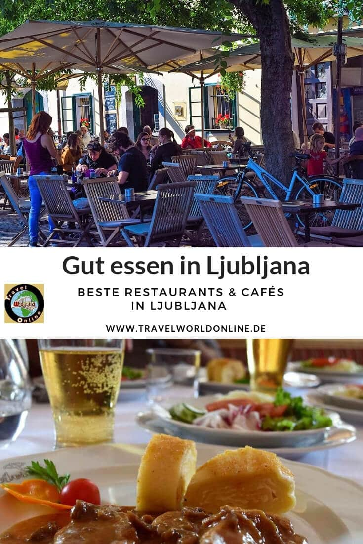 Gut essen in Ljubljana