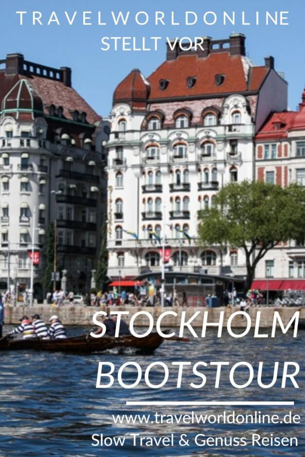 Stockholm Bootstour