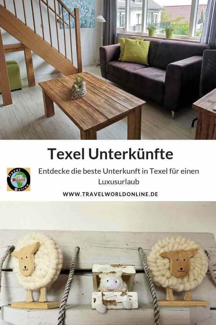 Texel accommodations