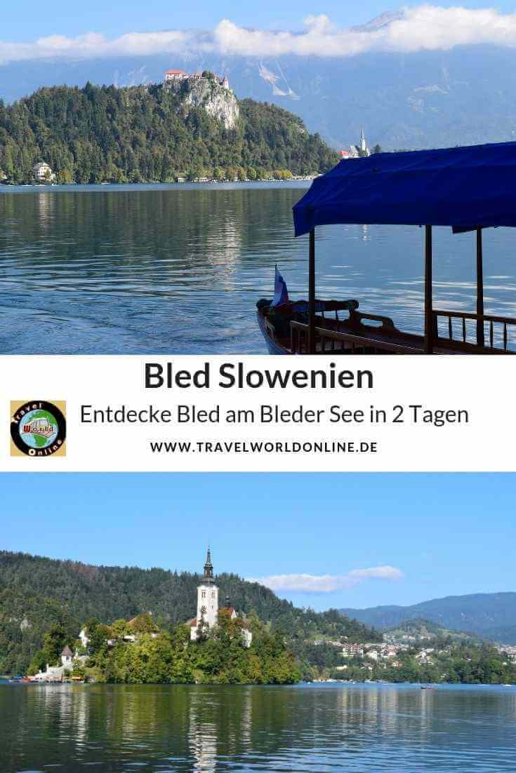 Discover Slovenia on Lake Bled