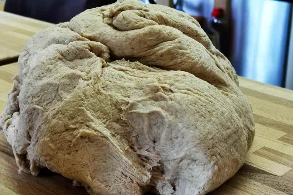 Bread dough - Texel Tips for connoisseurs