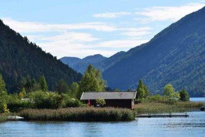 The Weissensee Austria