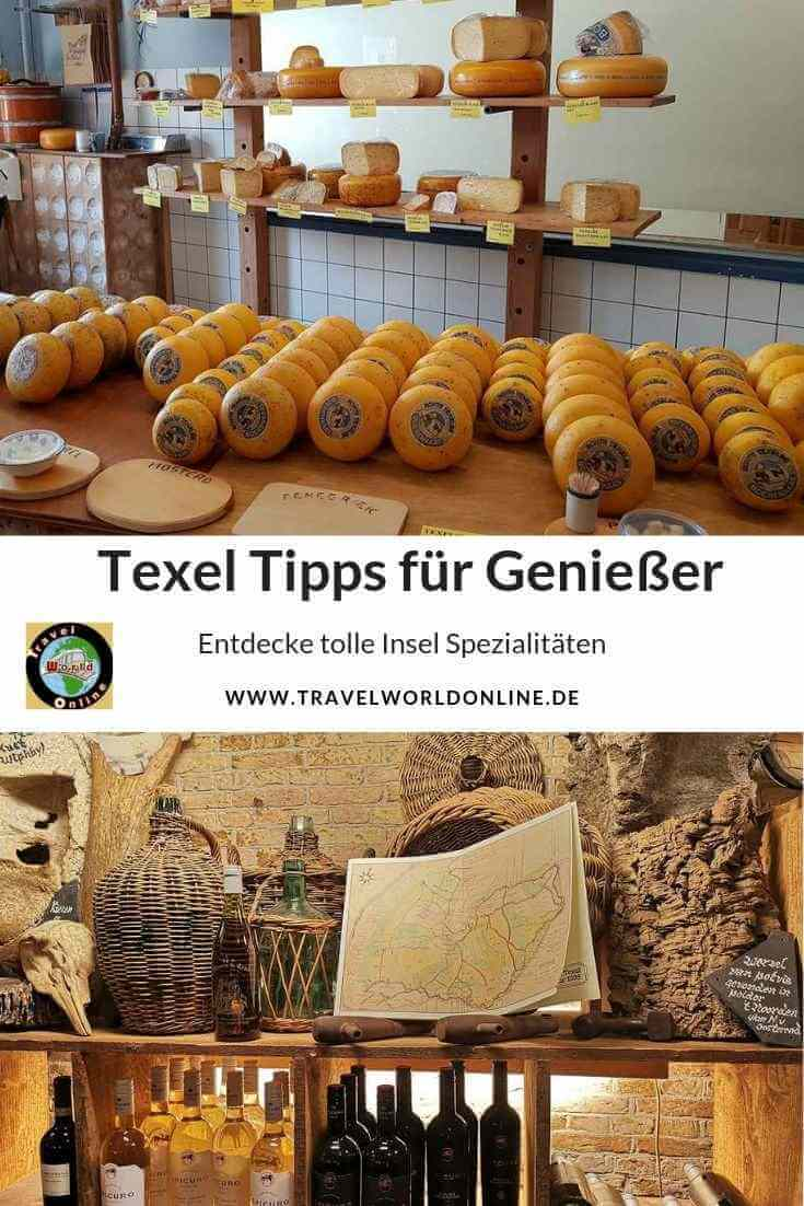 Texel Tips for connoisseurs