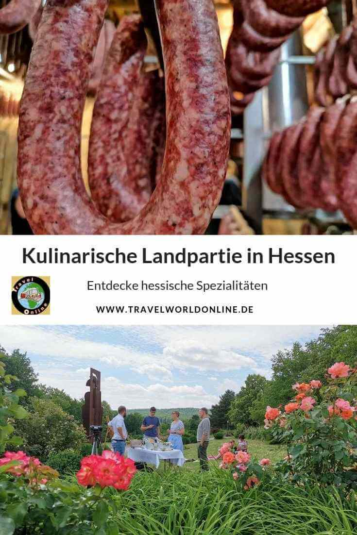Food in Hesse and Hessian specialties