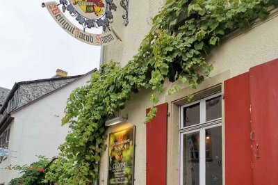 Winery Hamm in Oestrich-Winkel serves Hessian specialties