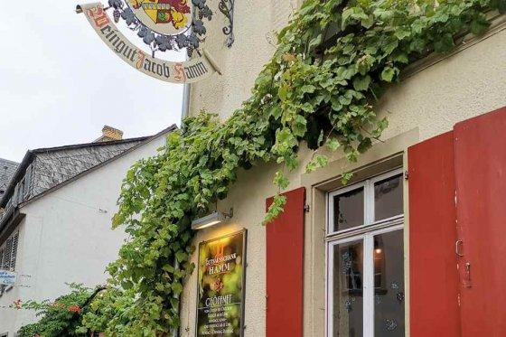 Weingut Hamm in Oestrich-Winkel serviert hessische Spezialitäten