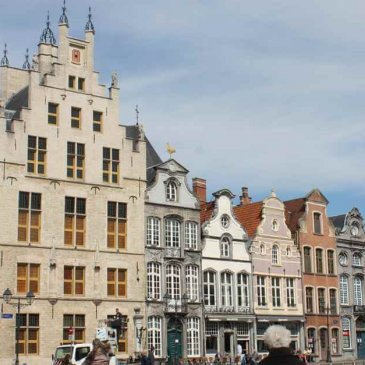 What to do in Mechelen - Visit the Patrician houses in the City Center
