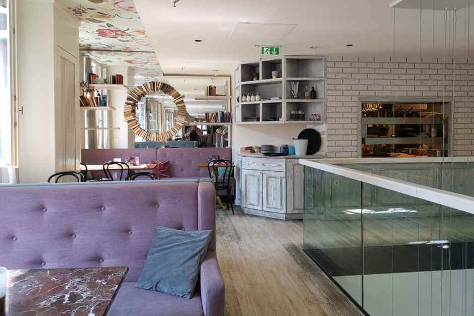 Wilma Wunder - a restaurant to feel good
