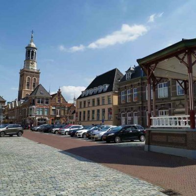 Kampen Old Town - Beautiful cities in Holland - Hanseatic cities in Holland